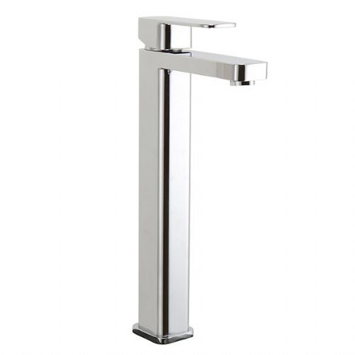Abacus Edition Tall Mono Basin Mixer Tap - Chrome